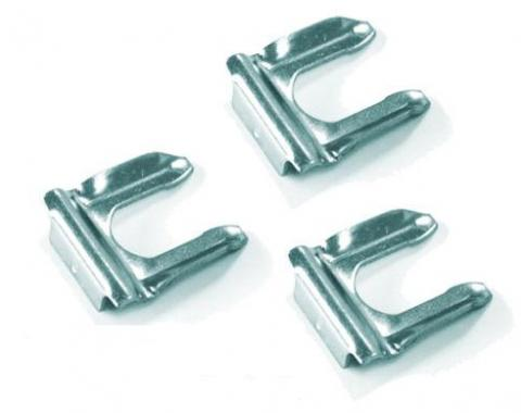Camaro Brake Hose Retaining Clip Set, 1967-1969