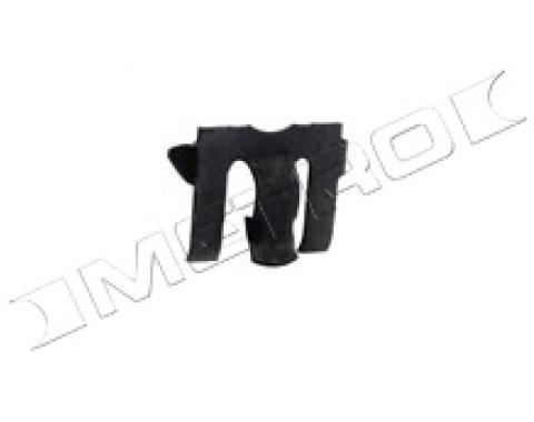 "Window Channel and Sweeper Clip, 5/8"" wide"