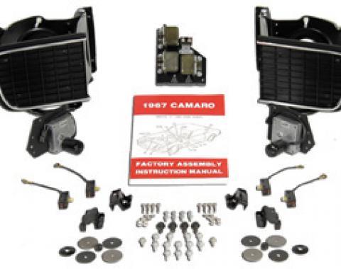 Classic Headquarters Rallysport System Kit W-906
