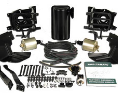 Classic Headquarters Rallysport System Kit W-909