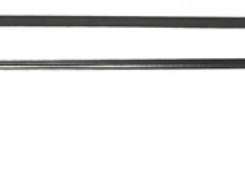 Classic Headquarters F-Body Door Window Track Assembly, Left Hand W-748A