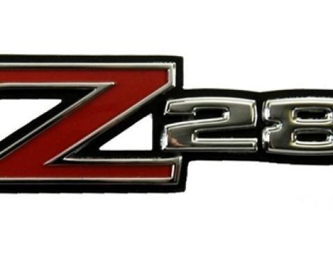 Classic Headquarters Camaro Z-28 Fender Emblem, Each W-024