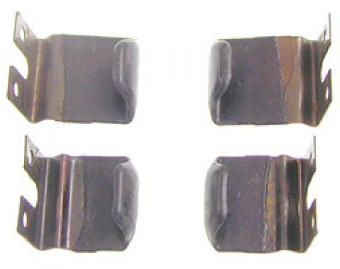 Classic Headquarters F-Body Roofrail Blow Out Clip Set (4) W-731