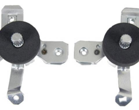 Classic Headquarters Door Open Mechanisms with Gaskets, Right Hand and Left Hand W-901