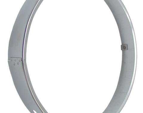 """Classic Headquarters Sealed Beam Retainer 1"""", Each with Oval Hole W-770"""