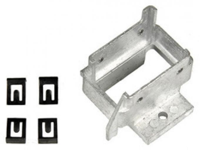 Classic Headquarters Convertible Switch Bracket with Clips W-458
