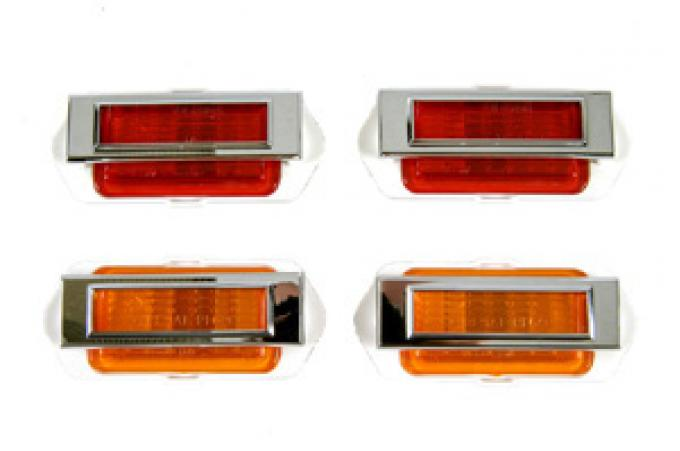 Classic Headquarters Camaro Sidemarker Lamp Kit W-768
