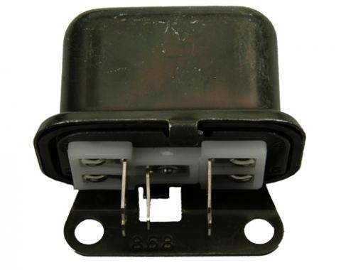 Classic Headquarters A/C Relay, Correct, With, Delco Remy Text-Each W-784A