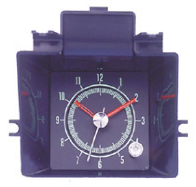 Classic Headquarters Camaro Dash Clock W/Quartz Movement W-464