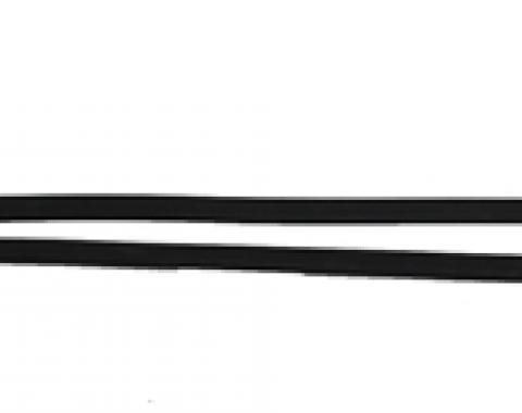Classic Headquarters F Trunk Lid Springs & Sleeves with Spoiler, Pair W-693P