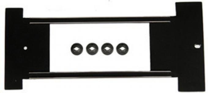 Classic Headquarters Auto Console Center Shift Plate W-343
