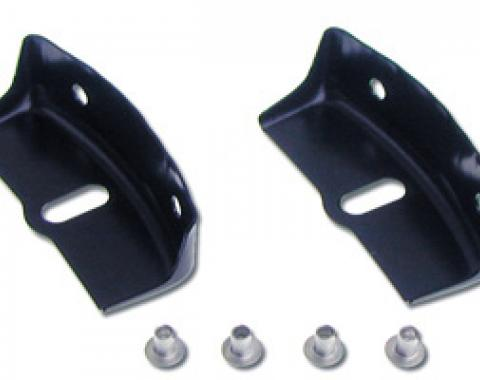 Classic Headquarters Camaro Standard Grille Mounting Brackets-Pair W-695