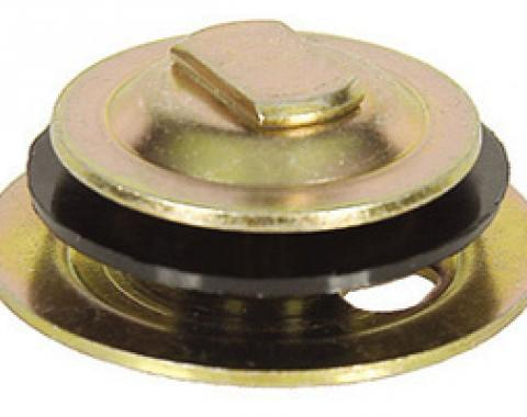 Classic Headquarters Front-Rear Glass Plate Mount Stud Assy W-054