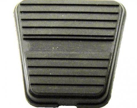 Classic Headquarters Clutch Pedal Pad W-204