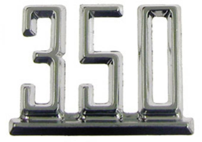 Classic Headquarters 350 Fender Emblem, Each W-264