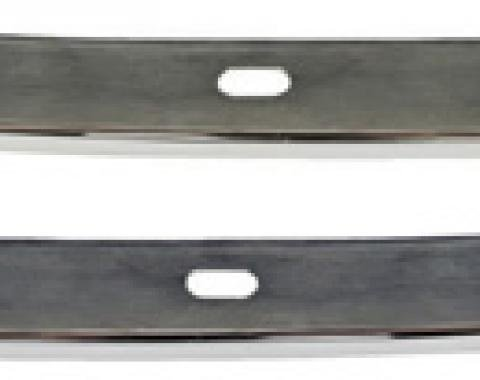Classic Headquarters F-Body Roof Panel Vertical Molding Pair W-756