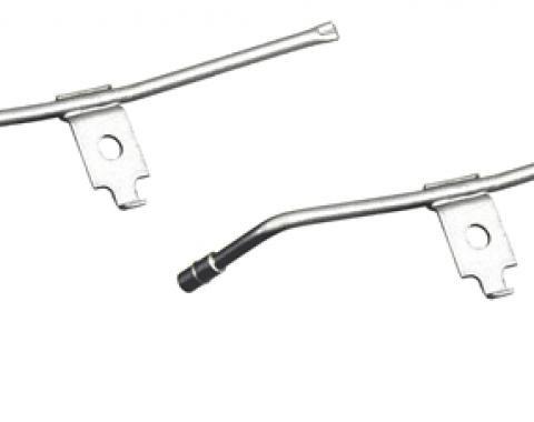 Classic Headquarters Camaro Windshield Washer Nozzles, Pair R-405