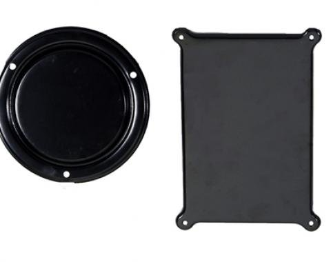 Classic Headquarters Heater Delete Plate Set with Ac W-899
