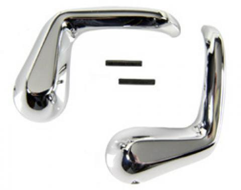 Classic Headquarters Vent Window Handle-with Pin, Pair W-576