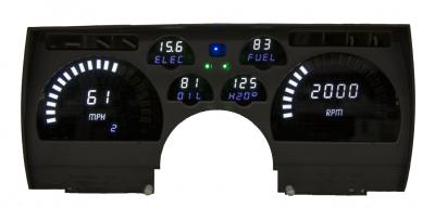 Intellitronix 1991-1992 Camaro LED Digital Gauge Panel DP4005