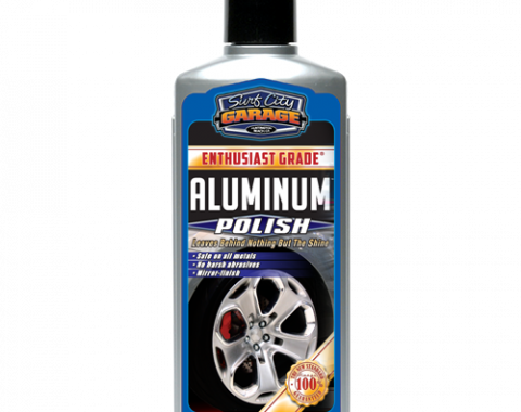 Aluminum Polish, Surf City Garage