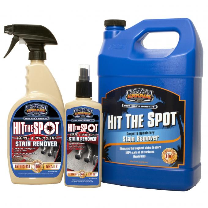 Hit The Spot™ Stain & Spot Remover, Surf City Garage