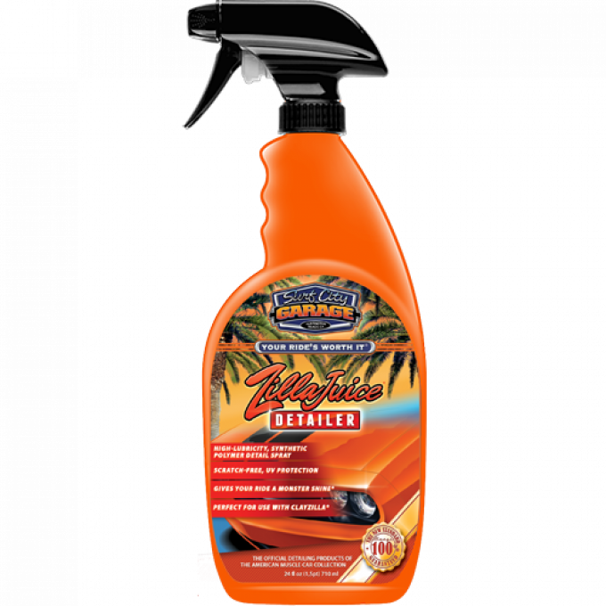 Zilla Juice® Detailer, Surf City Garage, 24 Ounce