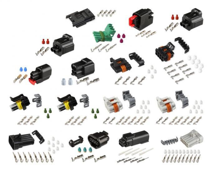 Holley EFI EFI Main Harness Connector Kit 570-100