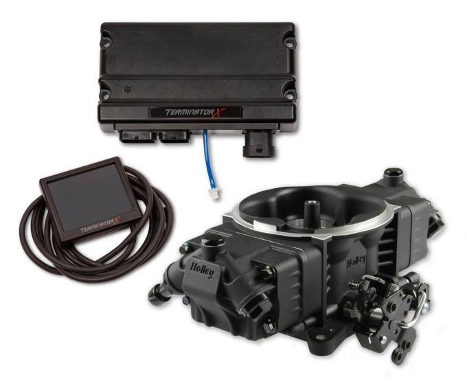 Holley EFI Terminator X Stealth 4150 System 550-1002