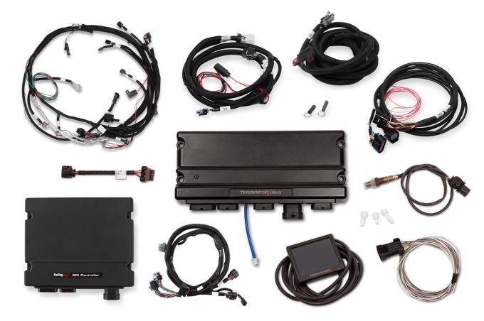 Holley EFI Terminator X Max MPFI System 550-1631LSD