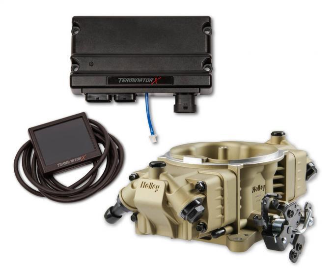 Holley EFI Terminator X Stealth 4150 System 550-1003