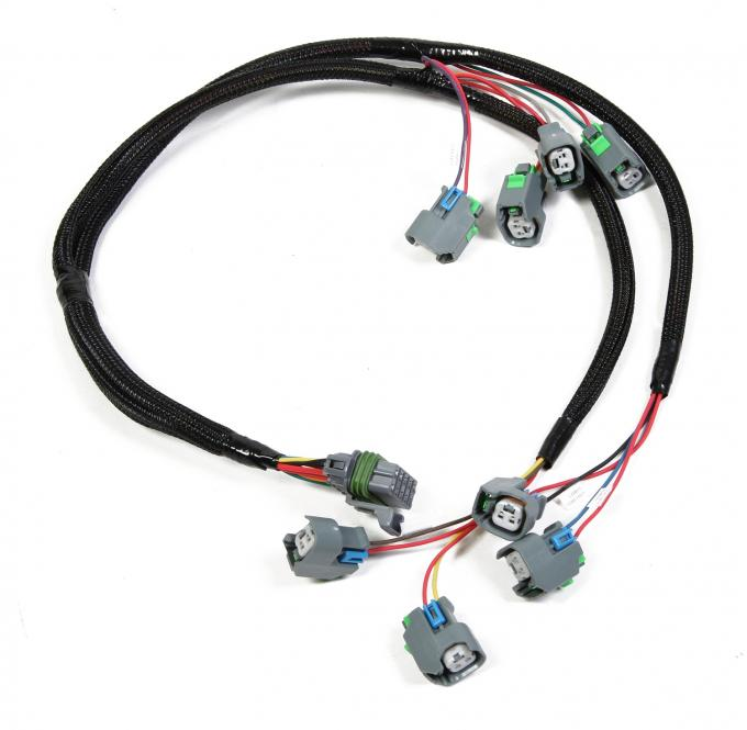 Holley EFI LSx Fuel Injection Harness 558-201