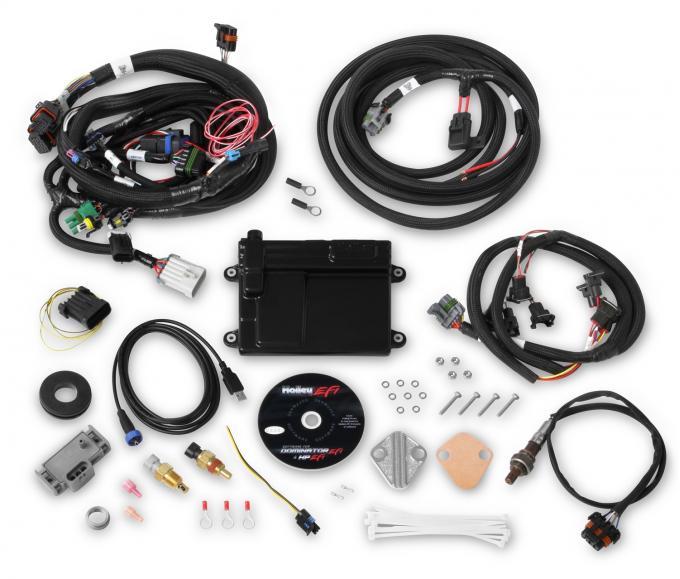 Holley EFI HP EFI ECU And Harness Kit 550-606N