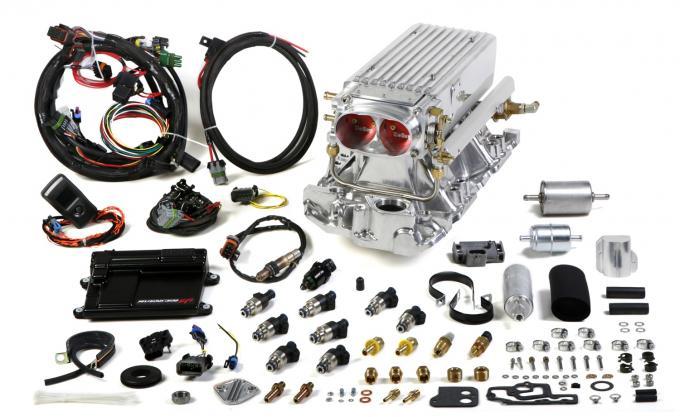 Holley EFI Avenger EFI Stealth Ram Fuel Injection System 550-822