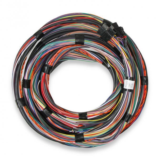 Holley EFI Unterminated Main Engine Wire Harness 558-126