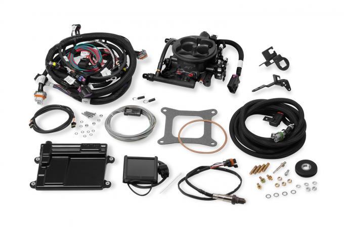 Holley EFI Terminator LS TBI Kit 550-424