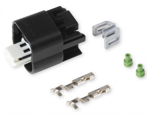 Holley EFI Intake Air Temperature Sensor Connector 570-216