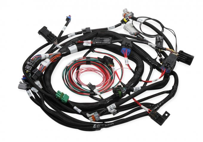 Holley EFI Coil On Plug Wire Harness 558-118