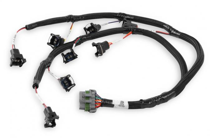 Holley EFI Injector Harness 558-213