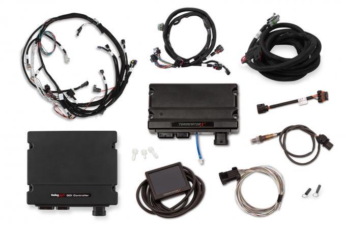 Holley EFI Terminator X MPFI System 550-1601