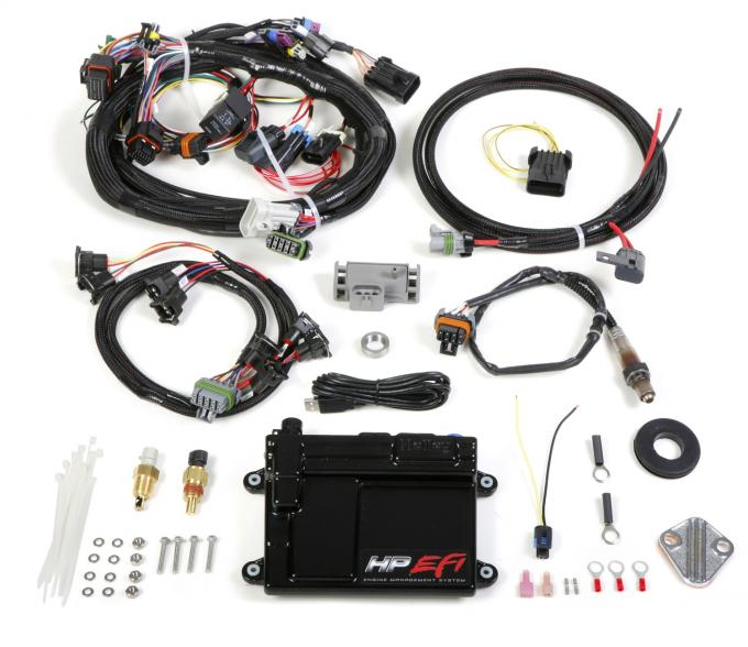 Holley EFI HP EFI ECU And Harness Kit 550-604