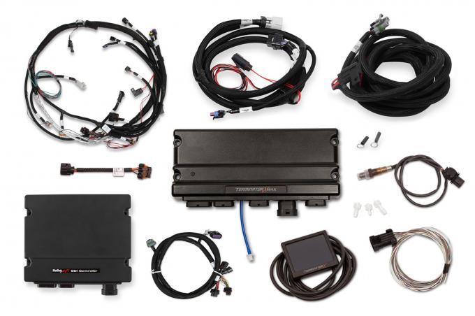 Holley EFI Terminator X Max MPFI System 550-1610