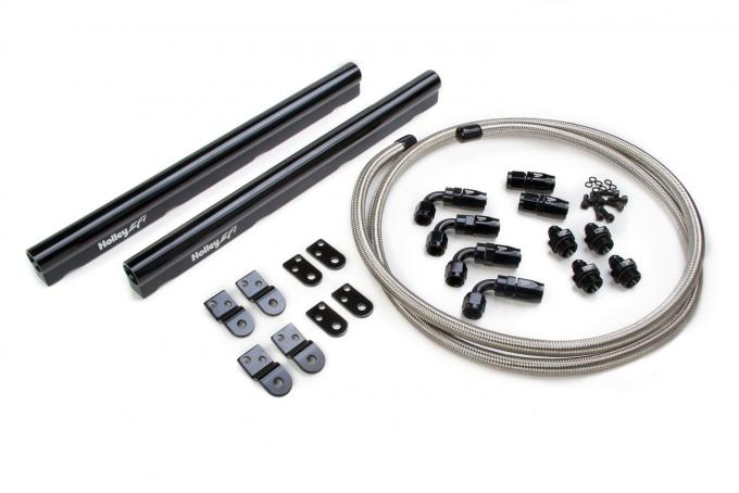 Holley EFI LS Fuel Rail Kit 534-210