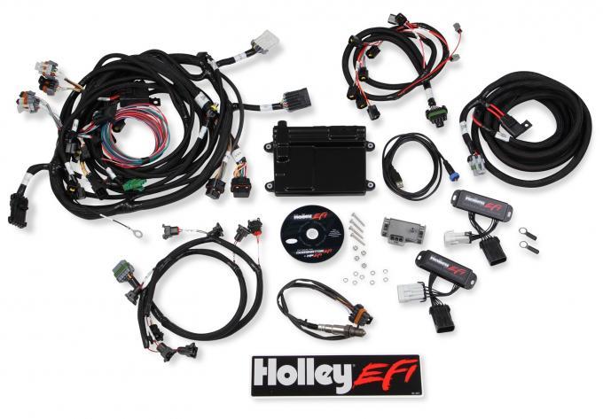 Holley EFI Injector Harness 550-617N