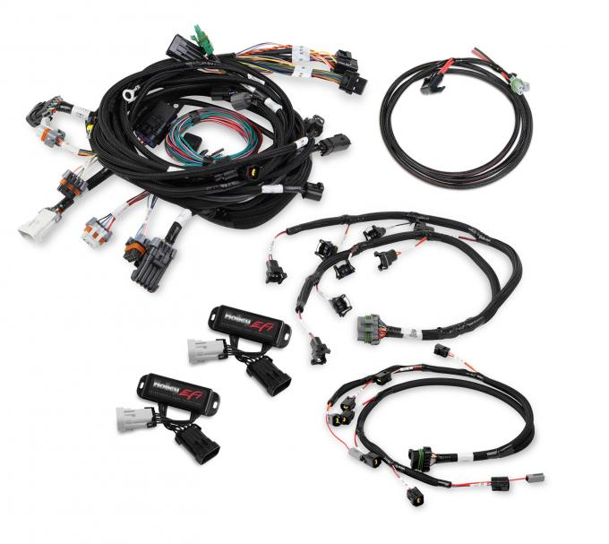 Holley EFI Injector Harness 558-505