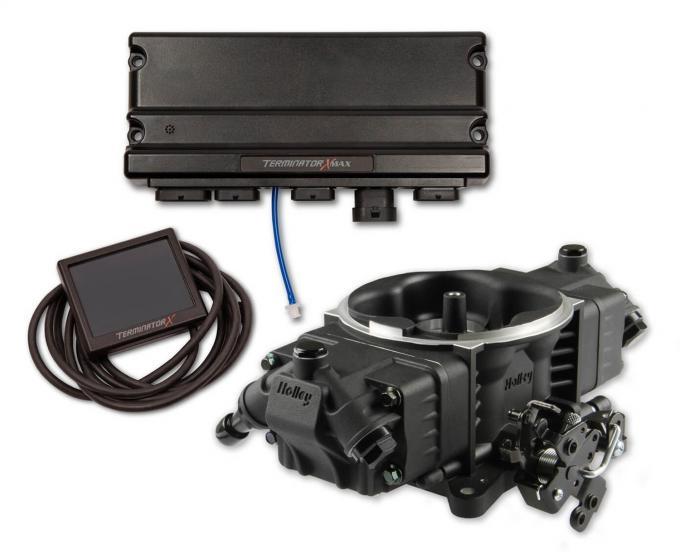 Holley EFI Terminator X Max Stealth 4150 System 550-1015
