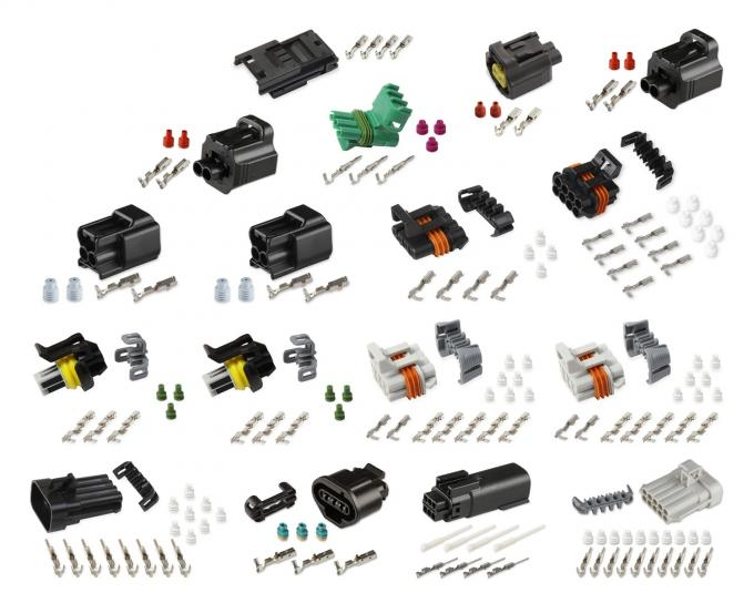 Holley EFI EFI Main Harness Connector Kit 570-101
