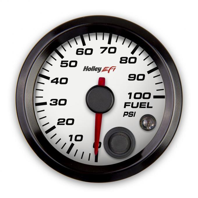 Holley EFI EFI Fuel Pressure Gauge 553-129W