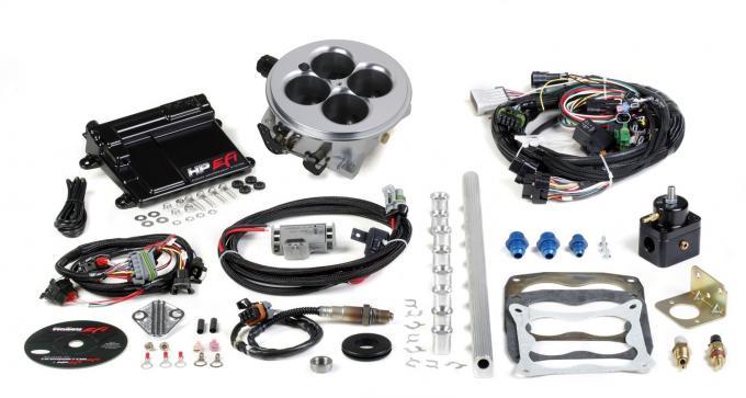 Holley EFI HP EFI Universal Retrofit Multi-Point Fuel Injection Kit 550-501