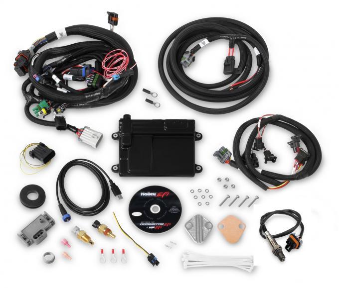 Holley EFI HP EFI ECU And Harness Kit 550-606
